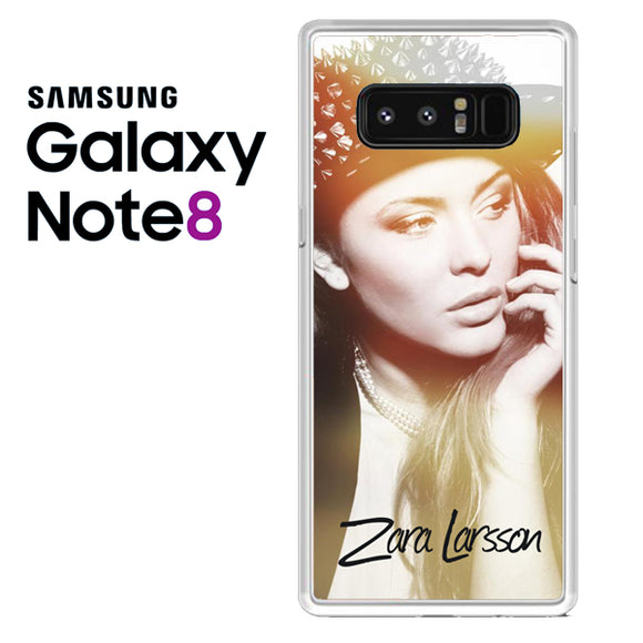 Zara Larsson Beautiful - Samsung Galaxy Note 8 Case - Tatumcase