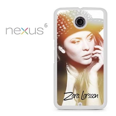 Zara Larsson Beautiful - Nexus 6 Case - Tatumcase
