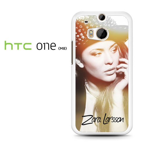 Zara Larsson Beautiful - HTC M8 Case - Tatumcase