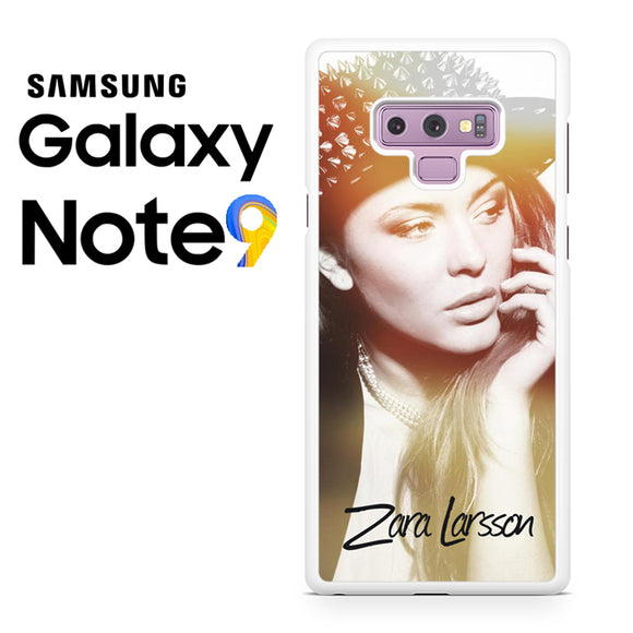 Zara Larsson Beautiful - Samsung Galaxy NOTE 9 Case - Tatumcase