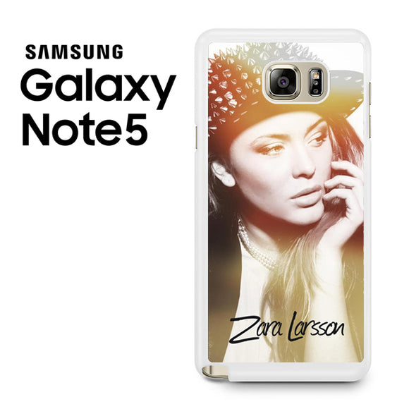 Zara Larsson Beautiful - Samsung Galaxy Note 5 Case - Tatumcase