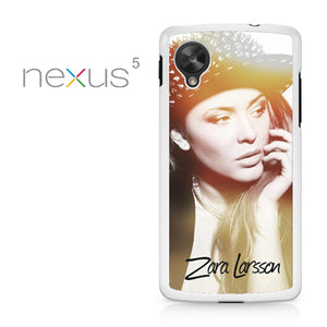 Zara Larsson Beautiful - Nexus 5 Case - Tatumcase