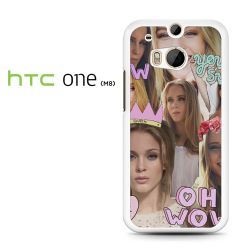 Zara Larsson Collage - HTC M8 Case - Tatumcase
