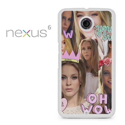 Zara Larsson Collage - Nexus 6 Case - Tatumcase