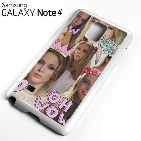 Zara Larsson Collage - Samsung Galaxy Note 4 Case - Tatumcase