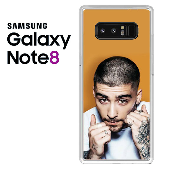 Zayn Malik 2 GT - Samsung Galaxy Note 8 Case - Tatumcase