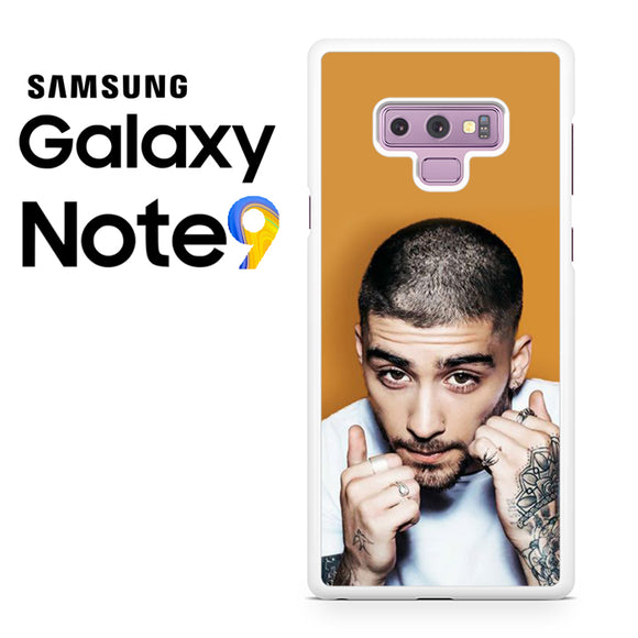 Zayn Malik 2 GT - Samsung Galaxy NOTE 9 Case - Tatumcase