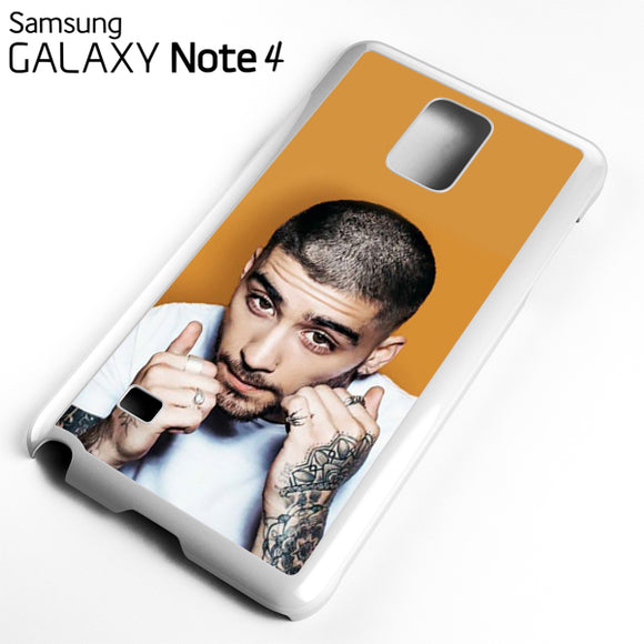 Zayn Malik 2 GT - Samsung Galaxy Note 4 Case - Tatumcase