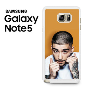 Zayn Malik 2 GT - Samsung Galaxy Note 5 Case - Tatumcase