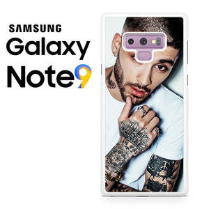 Zayn Malik 3 GT - Samsung Galaxy NOTE 9 Case - Tatumcase