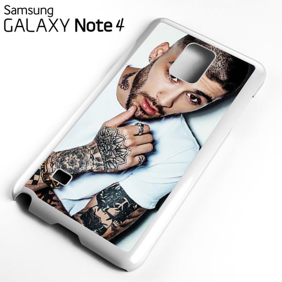 Zayn Malik 3 GT - Samsung Galaxy Note 4 Case - Tatumcase
