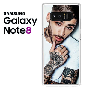 Zayn Malik 3 GT - Samsung Galaxy Note 8 Case - Tatumcase
