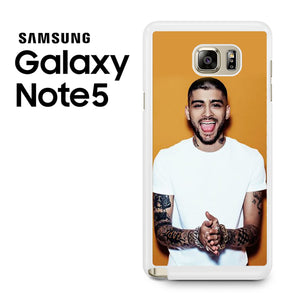 Zayn Malik 4 GT - Samsung Galaxy Note 5 Case - Tatumcase