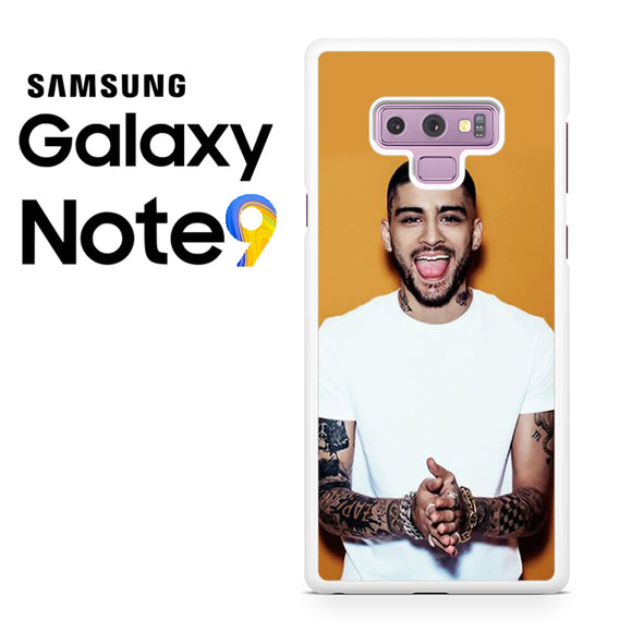 Zayn Malik 4 GT - Samsung Galaxy NOTE 9 Case - Tatumcase