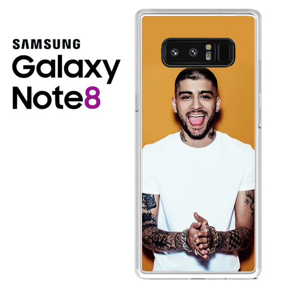 Zayn Malik 4 GT - Samsung Galaxy Note 8 Case - Tatumcase