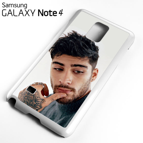 Zayn Malik 8 GT - Samsung Galaxy Note 4 Case - Tatumcase