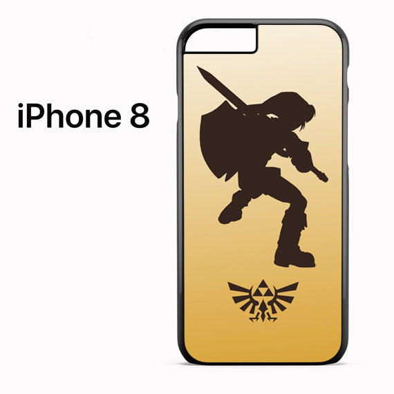 Zelda Gold Art - iPhone 8 Case - Tatumcase