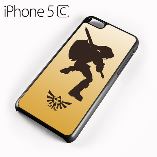 Zelda Gold Art - iPhone 5C Case - Tatumcase