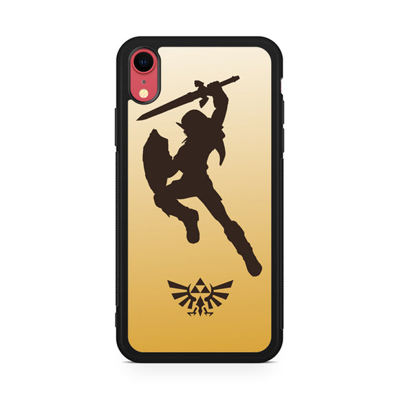 Zelda Gold,Custom Phone Case, iPhone XR Case, Tatumcase