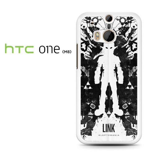 Zelda Link Kleptomania - HTC M8 Case - Tatumcase