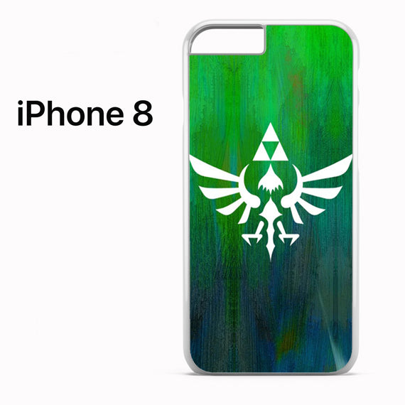 Zelda Logo Art - iPhone 8 Case - Tatumcase