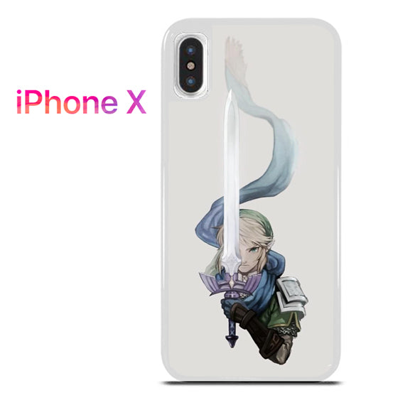 Zelda Sword - iPhone X Case - Tatumcase