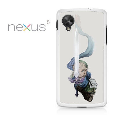 Zelda Sword - Nexus 5 Case - Tatumcase