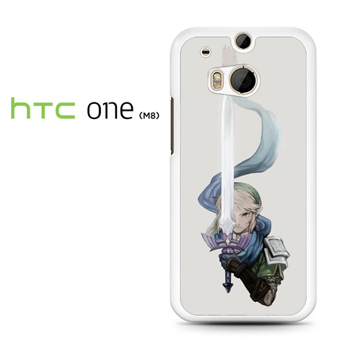 Zelda Sword - HTC M8 Case - Tatumcase