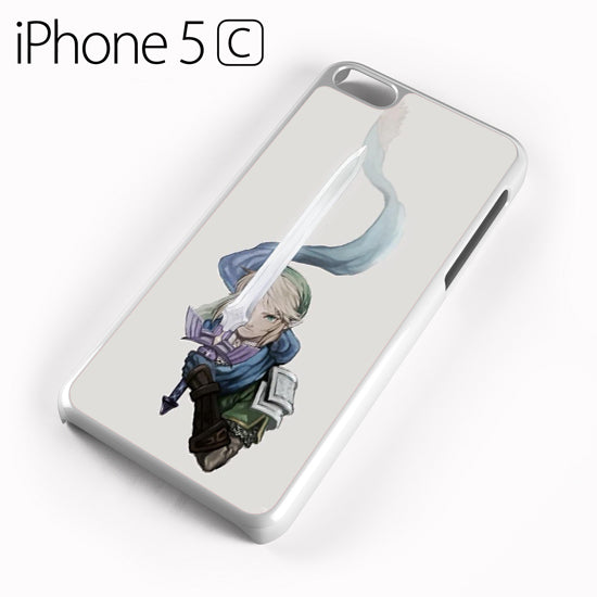 Zelda Sword - iPhone 5C Case - Tatumcase