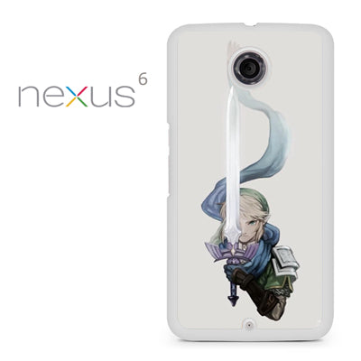 Zelda Sword - Nexus 6 Case - Tatumcase