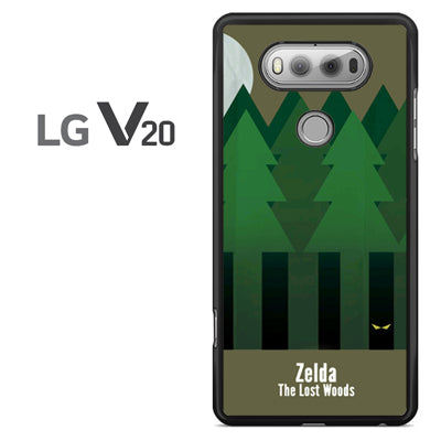 Zelda The Lost Woods YT - LG V20 Case - Tatumcase
