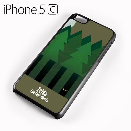 Zelda The Lost Woods YT - iPhone 5C Case - Tatumcase