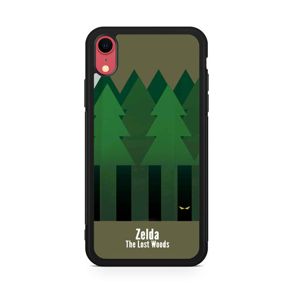 Zelda The Lost Woods YT,Custom Phone Case, iPhone XR Case, Tatumcase