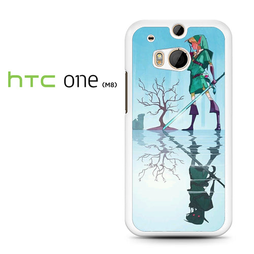Zelda YD - HTC M8 Case - Tatumcase