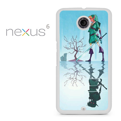 Zelda YD - Nexus 6 Case - Tatumcase