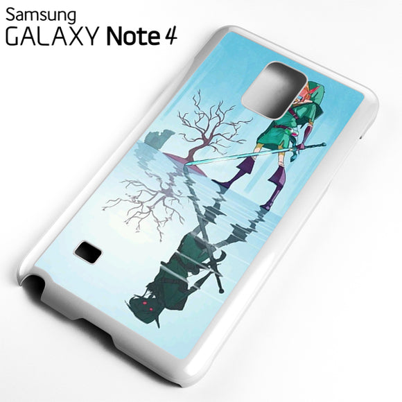 Zelda YD - Samsung Galaxy Note 4 Case - Tatumcase