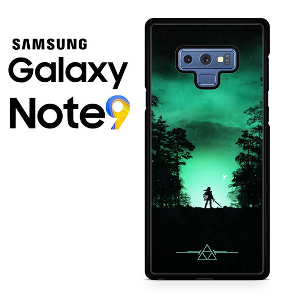 Zelda - Samsung Galaxy NOTE 9 Case - Tatumcase