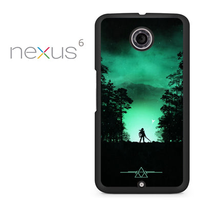 Zelda - Nexus 6 Case - Tatumcase