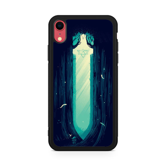 Zelda's Adventures,Custom Phone Case, iPhone XR Case, Tatumcase