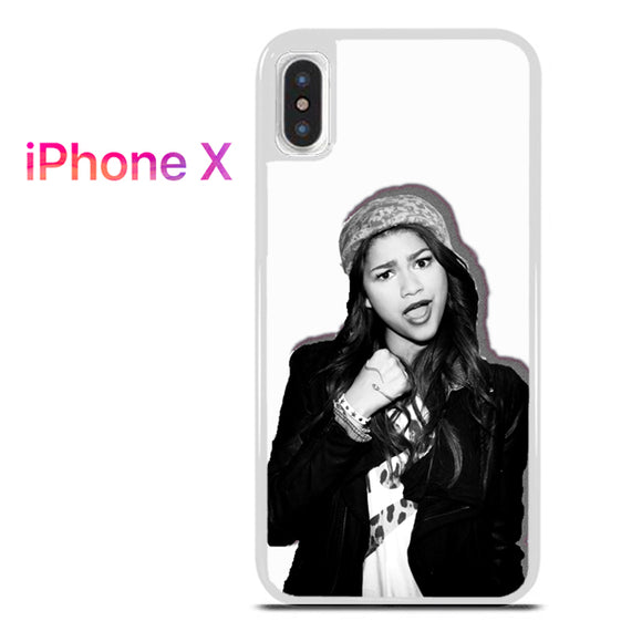Zendaya TY 1 - iPhone X Case - Tatumcase
