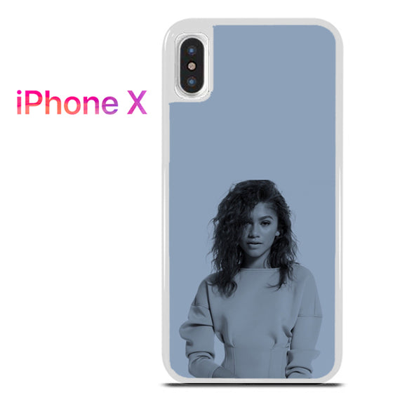 Zendaya TY 3 - iPhone X Case - Tatumcase
