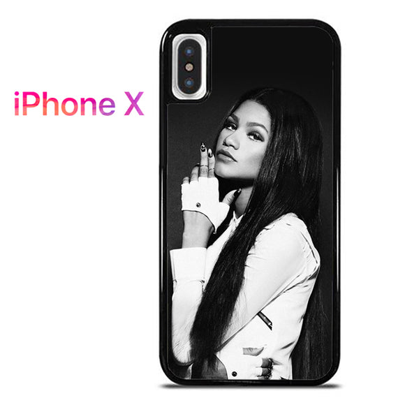 Zendaya TY 4 - iPhone X Case - Tatumcase