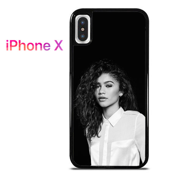 Zendaya TY 5 - iPhone X Case - Tatumcase