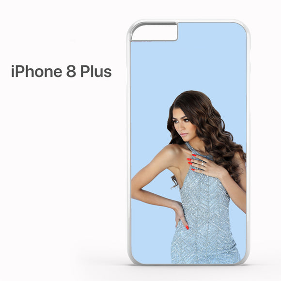 Zendaya TY 6 - iPhone 8 Plus Case - Tatumcase