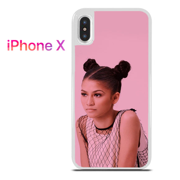 Zendaya TY 7 - iPhone X Case - Tatumcase