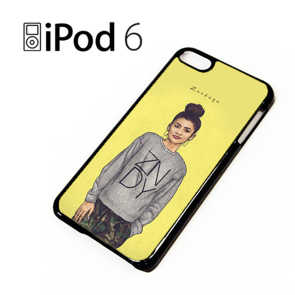 Zendaya TY 8 - iPod 6 Case - Tatumcase