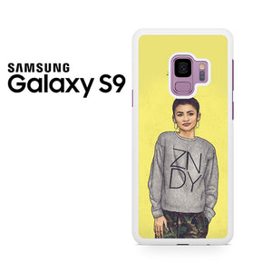 Zendaya TY 8 - Samsung Galaxy S9 Plus Case - Tatumcase