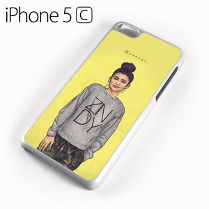 Zendaya TY 8 - iPhone 5C Case - Tatumcase