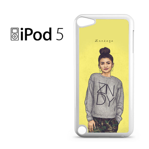 Zendaya TY 8 - iPod 5 Case - Tatumcase
