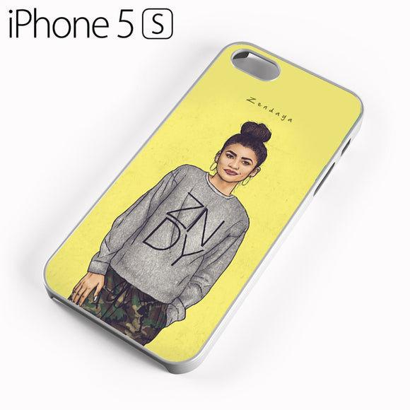 Zendaya TY 8 - iPhone 5 Case - Tatumcase
